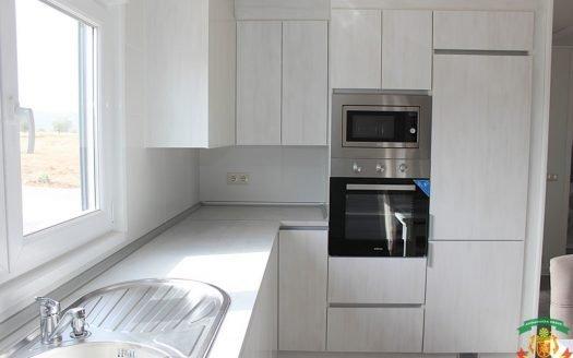 Saydo Manhattan Show Home Kitchen